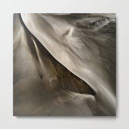 Albany Sand Dunes Metal Print