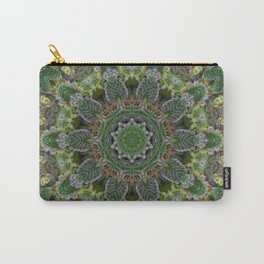 Green Queen Carry-All Pouch