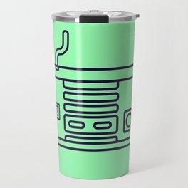 NES Controller - Retro style Travel Mug