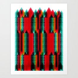 GEOMETRIC_02 Art Print