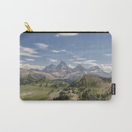 Different View of the Tetons / Teton Valley, Idaho Carry-All Pouch