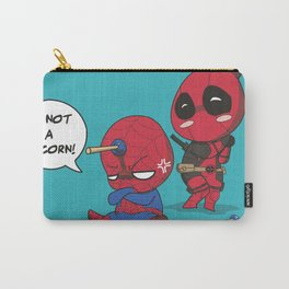 Unicorn Spidey Carry-All Pouch
