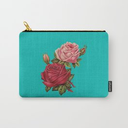 Floral Pop Carry-All Pouch