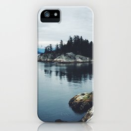 Whytecliff iPhone Case