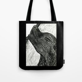 Little Wolfie Tote Bag