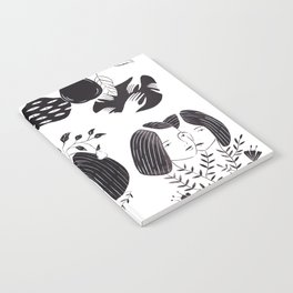 Plants Have Feelings Too Notebook