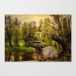 Pavlovsk Canvas Print