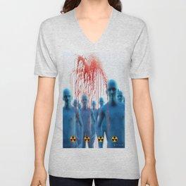 Aliens Gang & Strange Cosmic Blood Unisex V-Neck