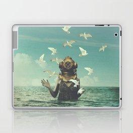 Aquatic Radioactive Laptop & iPad Skin
