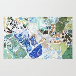 Mosaic of Barcelona VII Rug