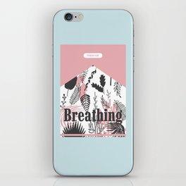 Breathing iPhone Skin