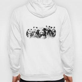 Panda Siblings Hoody