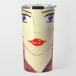 Duchess in Pearls Travel Mug