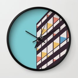 Le Corbusier Wall Clock