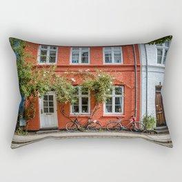 Colors of Copenhagen Rectangular Pillow