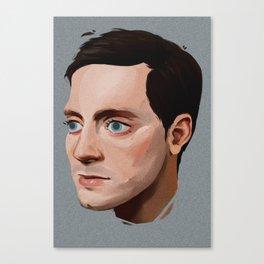 Elijah Canvas Print