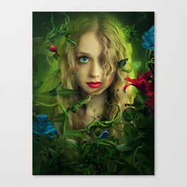 Splintered Canvas Print