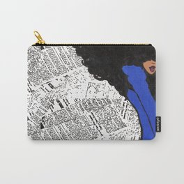 Breaking News Carry-All Pouch