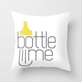 Bottle Me Throw Pillow