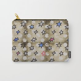 Stars Carry-All Pouch