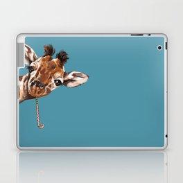 Sneaky Giraffe Laptop & iPad Skin