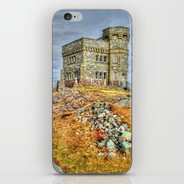 Cabot tower iPhone Skin