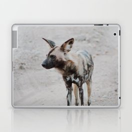 African Wild Dog Laptop & iPad Skin