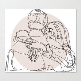spread hugs Canvas Print