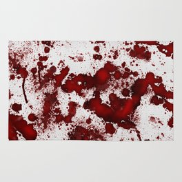 Blood Stains Rug