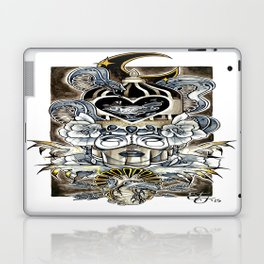 Queen Of Wishful Thinking Laptop & iPad Skin