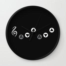 Zelda - Song of Storms Wall Clock