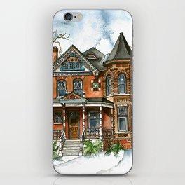 Victorian Winter iPhone Skin