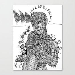 SURMOUNT Canvas Print