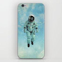 crystallization 3 iPhone Skin