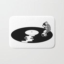 Don't Just Listen, Feel It Bath Mat