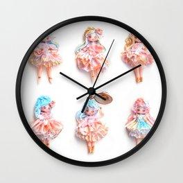 Believe in fairies.. Wall Clock