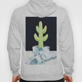 Cactus & Marble Hoody