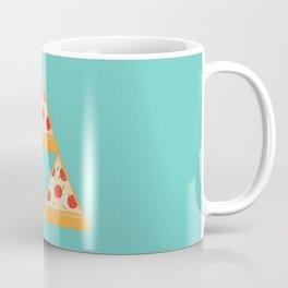 Tri-Pizza Coffee Mug