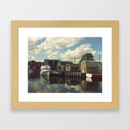 Eastern Passage Framed Art Print