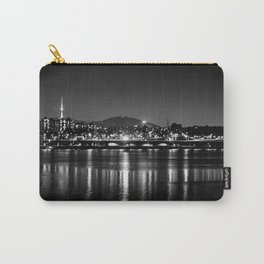 Seoul At Night Carry-All Pouch