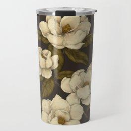 Magnolias Travel Mug