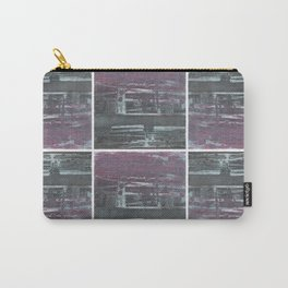 Pink Pollution Carry-All Pouch