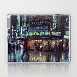 Tokyo Nights / Blade Runner Vibes / Rain / Liam Wong Laptop & iPad Skin