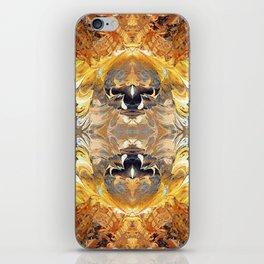 Fire Koala iPhone Skin