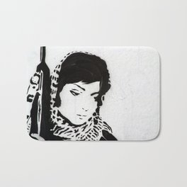 The Unseen Freedom Fighters Bath Mat