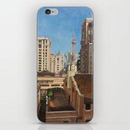 Rockbund Bund iPhone Skin