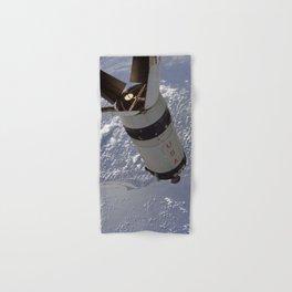 Apollo 7 - Saturn V over Cape Canaveral Hand & Bath Towel