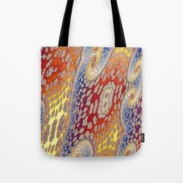 Fractal Vortices Tote Bag