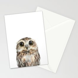 Little Owl Stationery Cards