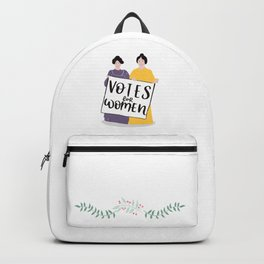 Votes for Women Backpack